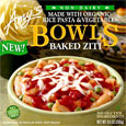 Amy's Baked Ziti Bowl