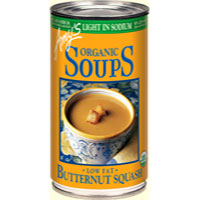 Amy's Organic Butternut Squash Soup - Light in Sodium