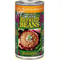 Amy's Organic Traditional Refried Beans-Light in Sodium