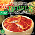 Amy's Cheese Ravioli With Sauce Bowl