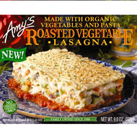 Amy's Roasted Vegetable Lasagna