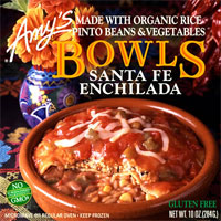 Amy's Santa Fe Enchilada Bowl