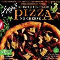 Amy's Single Serve Roasted Vegetable Pizza