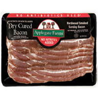 Applegate Farms Natural Dry Cured Bacon