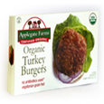 Applegate Farms Organic Turkey Burgers