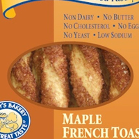 Barry's Bakery French Twists Maple French Toast