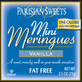 Barry's Bakery Parisian Sweets Mini Peaks 2.5 oz Vanilla
