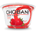 Chobani Strawberry Yogurt
