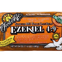 Food for Life Ezekiel Sprouted Whole Grain Bread