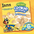 Ians Vanilla Wafter Cookie Buttons