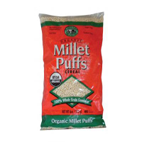 Natures Path Millet Puffs