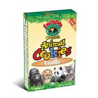Natures Path Vanilla Animal Cookies