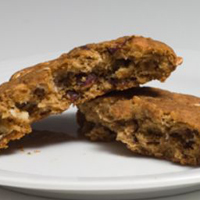 Penny's White Chocolate Cranberry Cookie--Emily's Medley