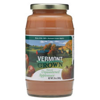 Vermont Village Original Unsweetened Applesauce
