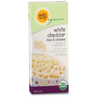 Wild Harvest Organic macaroni and cheese cheddar