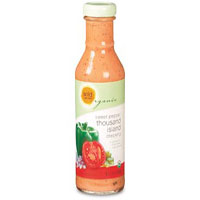 Wild Harvest Organic sweet pepper thousand island dressing