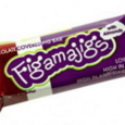 Figamajigs Dark Chocolate Covered Almond Fig Bar