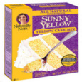 Naturally Nora Sunny Yellow Yellow Cake Mix