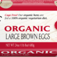 Organic Valley Organic Large Eggs