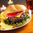 Rocky Mountain Grass Fed Organic Burger