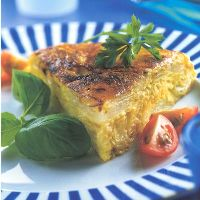 Simple Spanish Tortilla